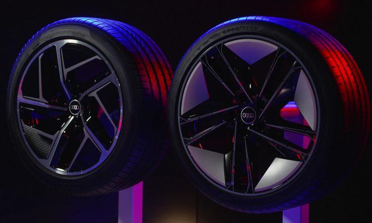 Audi e tron GT und RS e tron GT Premiere AUTOmativ.de Details 10 750x450 - Audi RS e-tron GT und e-tron GT: Details des Ingolstädter Taycan