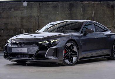 Audi RS e-tron GT und e-tron GT: Details des Ingolstädter Taycan