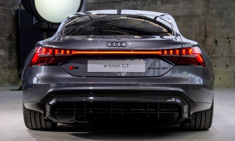 Audi e tron GT und RS e tron GT Premiere AUTOmativ.de Details 2 750x450 - Audi RS e-tron GT und e-tron GT: Details des Ingolstädter Taycan