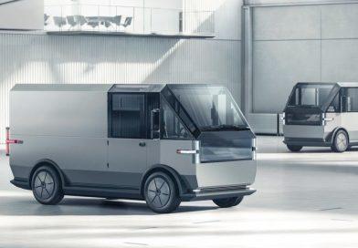 Canoo MPDV: Coolster elektrischer US-Transporter kommt von Canoo!