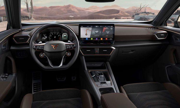 Cupra Formentor VZ5 2021 390 PS 480 Nm Drehmoment AUTOmativ.de 1 750x450 - Cupra Formentor VZ5 mit 390 PS und Drift-Mode ist auf 7.000 Einheiten limitiert