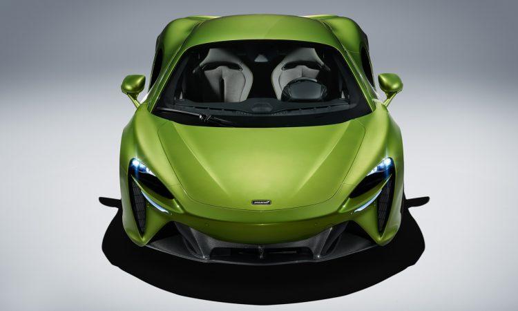 McLaren Artura 2021 AUTOmativ.de 5 750x450 - Neuer McLaren Artura mit 680 Hybrid-PS zu Preisen ab 226.000 Euro