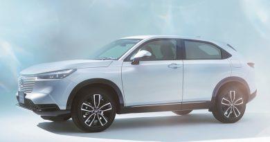 Neuer Honda HR V 2021 1 390x205 - Neuer Honda HR-V (2021): Neues Design, neuer Hybrid