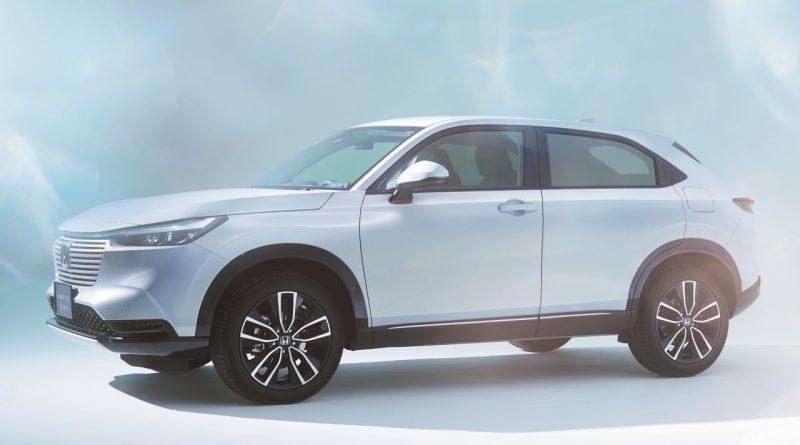 Neuer Honda HR V 2021 1 800x445 - Neuer Honda HR-V (2021): Neues Design, neuer Hybrid
