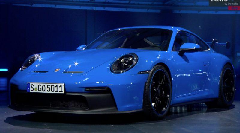 Neuer Porsche 911 GT3 992 Shark Blue 510 PS AUTOmativ.de 10 800x445 - Neuer Porsche 911 GT3 (992) 17 Sekunden schneller als Vorgänger