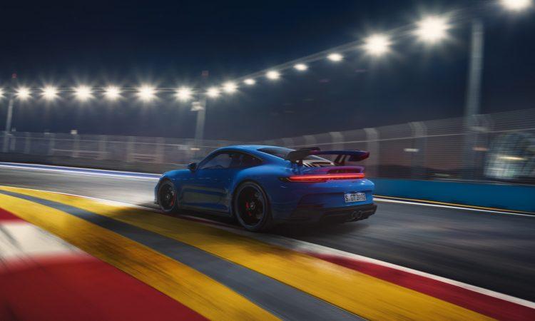 Neuer Porsche 911 GT3 992 Shark Blue 510 PS AUTOmativ.de 16 750x450 - Neuer Porsche 911 GT3 (992) 17 Sekunden schneller als Vorgänger