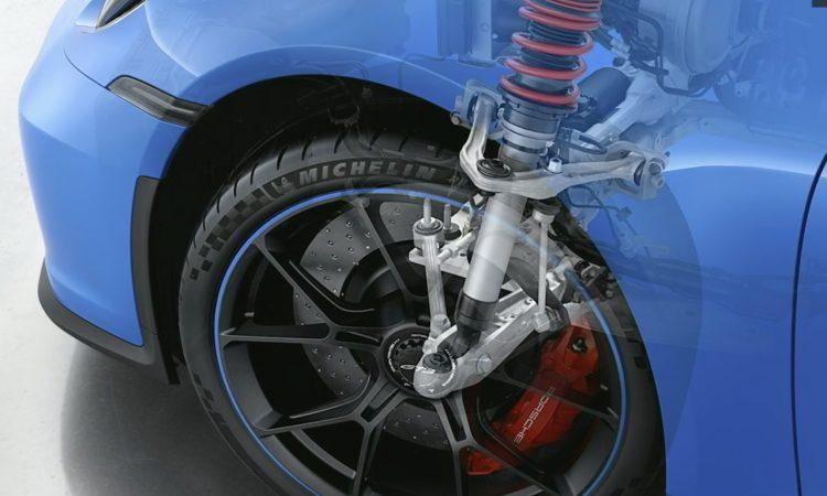 Neuer Porsche 911 GT3 992 Shark Blue 510 PS AUTOmativ.de 17 750x450 - Neuer Porsche 911 GT3 (992) 17 Sekunden schneller als Vorgänger