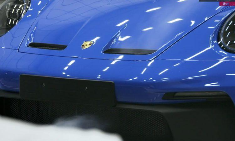 Neuer Porsche 911 GT3 992 Shark Blue 510 PS AUTOmativ.de 22 750x450 - Neuer Porsche 911 GT3 (992) 17 Sekunden schneller als Vorgänger