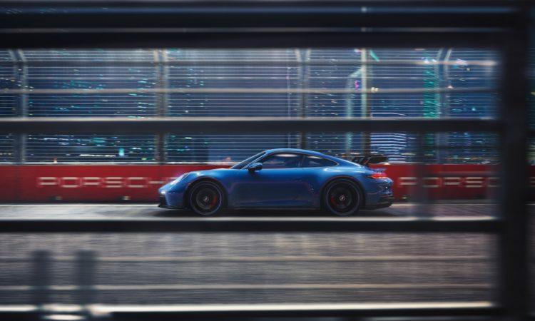 Neuer Porsche 911 GT3 992 Shark Blue 510 PS AUTOmativ.de 23 750x450 - Neuer Porsche 911 GT3 (992) 17 Sekunden schneller als Vorgänger
