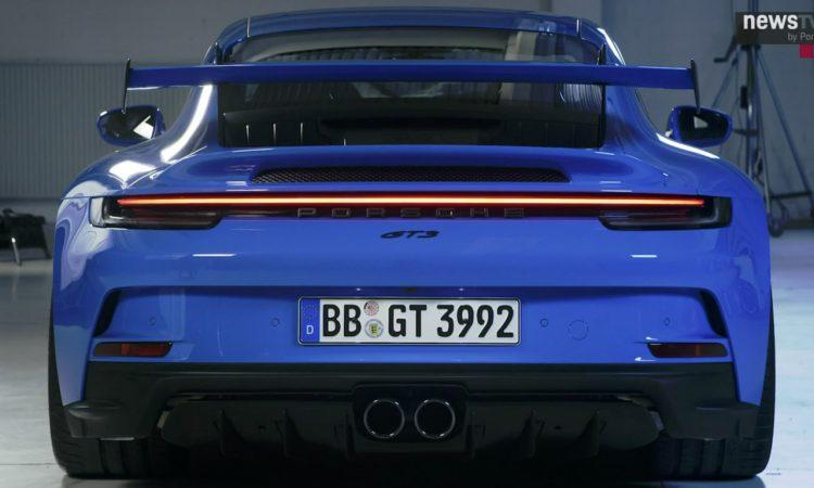 Neuer Porsche 911 GT3 992 Shark Blue 510 PS AUTOmativ.de 7 750x450 - Neuer Porsche 911 GT3 (992) 17 Sekunden schneller als Vorgänger