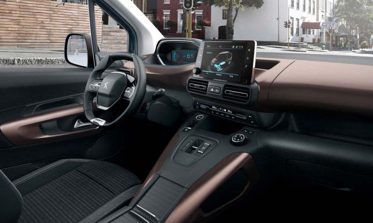 Peugeot e Rifter 2021 4 750x450 - Neuer Peugeot e-Rifter: Jetzt wird's elektrisch