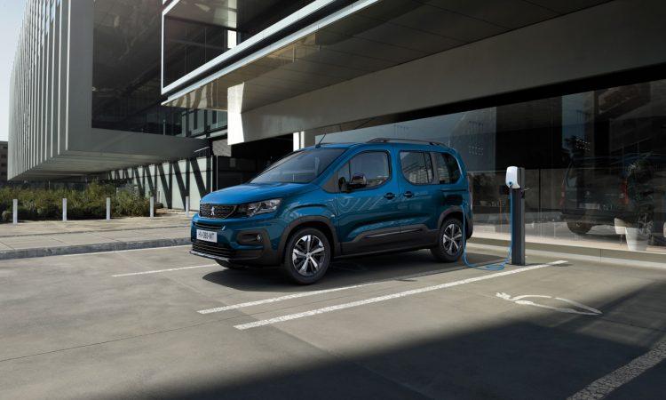 Peugeot e Rifter 2021 6 750x450 - Neuer Peugeot e-Rifter: Jetzt wird's elektrisch