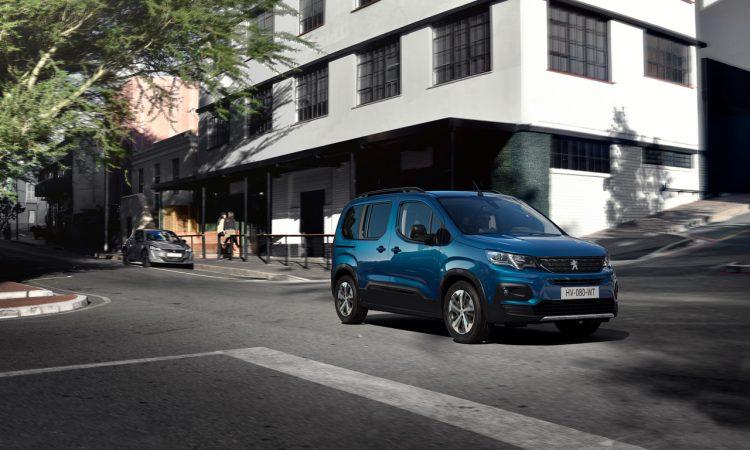Peugeot e Rifter 2021 7 750x450 - Neuer Peugeot e-Rifter: Jetzt wird's elektrisch