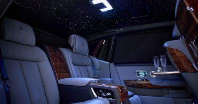 Atemberaubender Luxus mit Koa-Holz: Rolls-Royce Phantom von Jack Boyd Smith