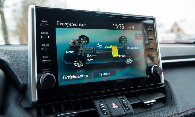 Toyota RAV4 Plug in Hybrid PHEV Test Fahrbericht AUTOmativ.de 27 750x450 - Fahrbericht Toyota RAV4 PHEV: 306 PS-Hybrid-SUV perfekt für den Winter?