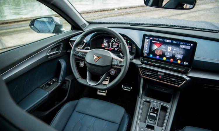 VW Golf 8 R vs. Cupra Formentor VZ 74 750x450 - Fahrbericht Cupra Formentor VZ: Performance-MQB-SUV auf der Überholspur
