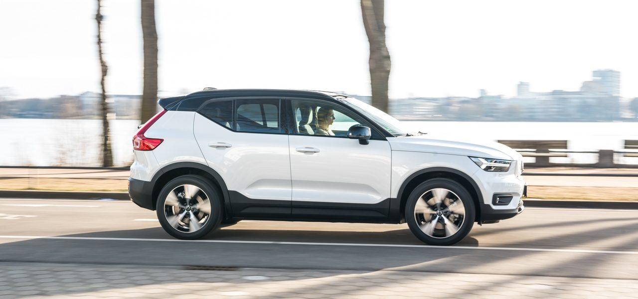 Volvo XC40 Pure Electric P8 AWD im Test: Besser in allem? Fast!