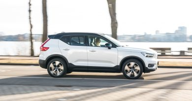 Volvo XC40 Recharge P8 AWD Pure Electric 300 kW im Test AUTOmativ.de 1 390x205 - Volvo XC40 Pure Electric P8 AWD im Test: Besser in allem? Fast!