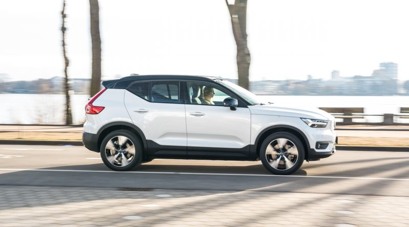 Volvo XC40 Recharge P8 AWD Pure Electric 300 kW im Test AUTOmativ.de 1 800x445 - Volvo XC40 Pure Electric P8 AWD im Test: Besser in allem? Fast!