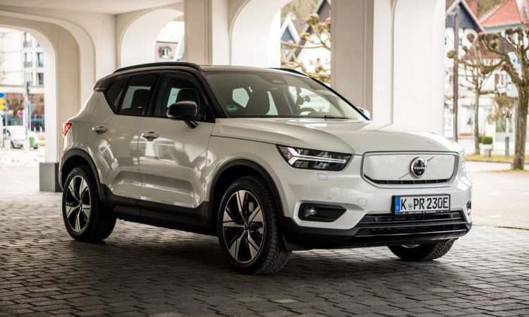 Volvo XC40 Recharge P8 AWD Pure Electric 300 kW im Test AUTOmativ.de 23 750x450 - Volvo XC40 Pure Electric P8 AWD im Test: Besser in allem? Fast!