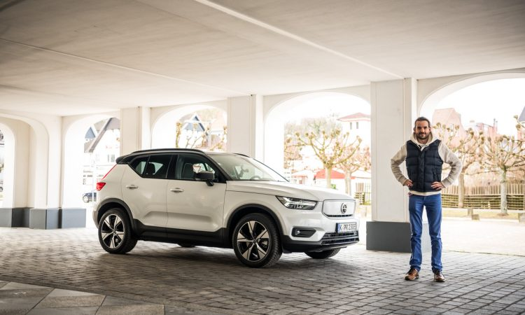 Volvo XC40 Recharge P8 AWD Pure Electric 300 kW im Test AUTOmativ.de 46 750x450 - Volvo XC40 Pure Electric P8 AWD im Test: Besser in allem? Fast!