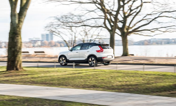 Volvo XC40 Recharge P8 AWD Pure Electric 300 kW im Test AUTOmativ.de 8 750x450 - Volvo XC40 Pure Electric P8 AWD im Test: Besser in allem? Fast!