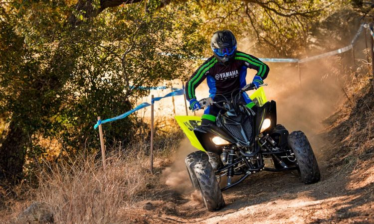 Yamaha Sport ATV AUTOmativ.de 26 750x450 - Yamaha Sport ATV: Für Racing Rookies