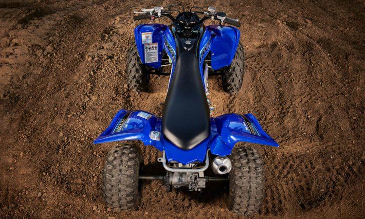 Yamaha Sport ATV AUTOmativ.de 32 750x450 - Yamaha Sport ATV: Für Racing Rookies