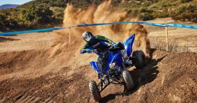 Yamaha Sport ATV AUTOmativ.de 37 390x205 - Yamaha Sport ATV: Für Racing Rookies