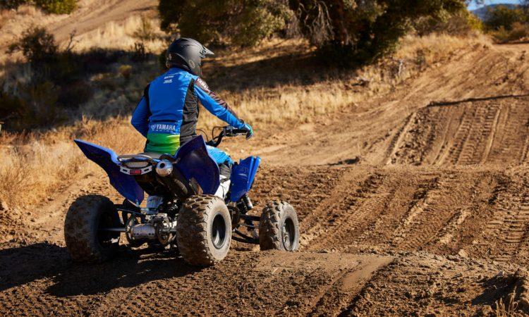 Yamaha Sport ATV AUTOmativ.de 41 750x450 - Yamaha Sport ATV: Für Racing Rookies