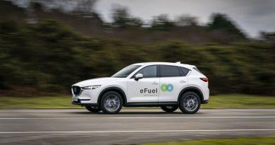 e-Fuels: Nach Porsche auch Mazda begeistert