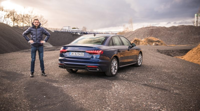 Audi A4 40 TDI quattro mHEV Mild Hybrid im Test AUTOmativ.de Benjamin Brodbeck 13 800x445 - Audi A4 40 TDI quattro im Fahrbericht: Des Vielfahrers Liebling