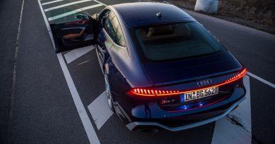 Audi RS 7 mit 600-PS-Mild-Hybrid im Fahrbericht: Der sportlichste RS im Moment?