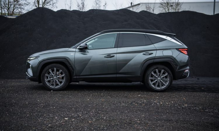 Hyundai Tucson 1.6 T GDI Prime Mild Hybrid Assistenz Motor Autobahn Optik Ausstattung Preis Test Fahrbericht Review 15 750x450 - Hyundai Tucson 1.6 T-GDI mit 48V-Hybrid: Unruhiger Hingucker