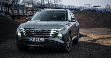 Hyundai Tucson 1.6 T-GDI mit 48V-Hybrid: Unruhiger Hingucker