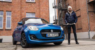 Suzuki Swift 1.2 Hybrid Fahrbericht: Modern in kleinem Rahmen