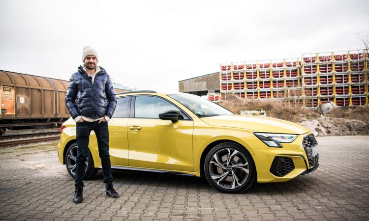 Audi S3 vs. Golf 8 R Review Test Ausstattung Preis Fahrdynamik Technologie Autobahn AUTOmativ.de Benjamin Brodbeck 28 750x450 - Fahrbericht Audi S3 (310 PS): Der Golf R von Audi?