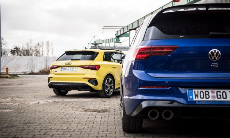 Audi S3 vs. Golf 8 R Review Test Ausstattung Preis Fahrdynamik Technologie Autobahn AUTOmativ.de Benjamin Brodbeck 29 750x450 - Fahrbericht Audi S3 (310 PS): Der Golf R von Audi?