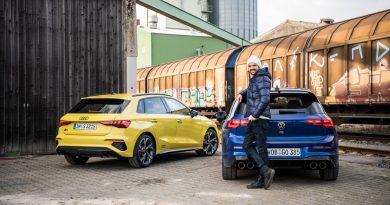 Fahrbericht Audi S3 (310 PS): Der Golf R von Audi?