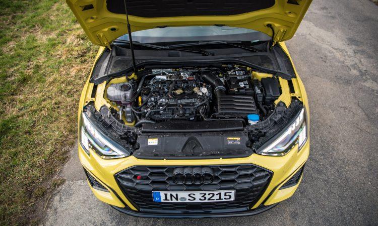 Audi S3 vs. Golf 8 R Review Test Ausstattung Preis Fahrdynamik Technologie Autobahn AUTOmativ.de Benjamin Brodbeck 54 750x450 - Fahrbericht Audi S3 (310 PS): Der Golf R von Audi?