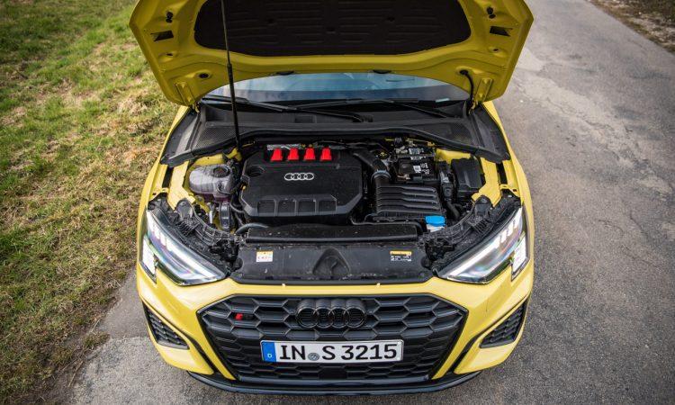 Audi S3 vs. Golf 8 R Review Test Ausstattung Preis Fahrdynamik Technologie Autobahn AUTOmativ.de Benjamin Brodbeck 55 750x450 - Fahrbericht Audi S3 (310 PS): Der Golf R von Audi?