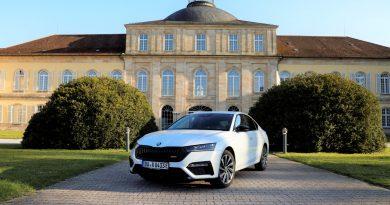 Skoda Octavia RS iV (2021): Sportlich dank Plug-in Hybrid