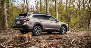 Subaru Outback 2.5i Platinum (2021) im Fahrbericht: Cooler Offroad-Kombi!