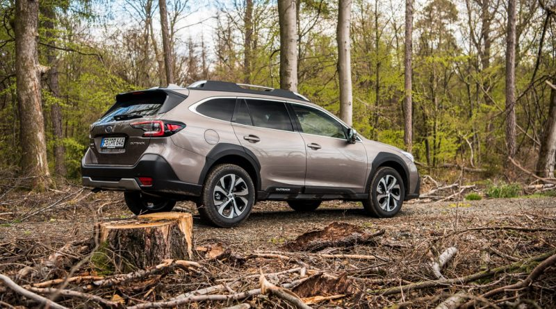 Subaru Outback 2.5i Platinum Wie komfortabel faehrt er wirklich Test und Fahrbericht Review AUTOmativ.de Benjamin Brodbeck 19 800x445 - Subaru Outback 2.5i Platinum (2021) im Fahrbericht: Cooler Offroad-Kombi!
