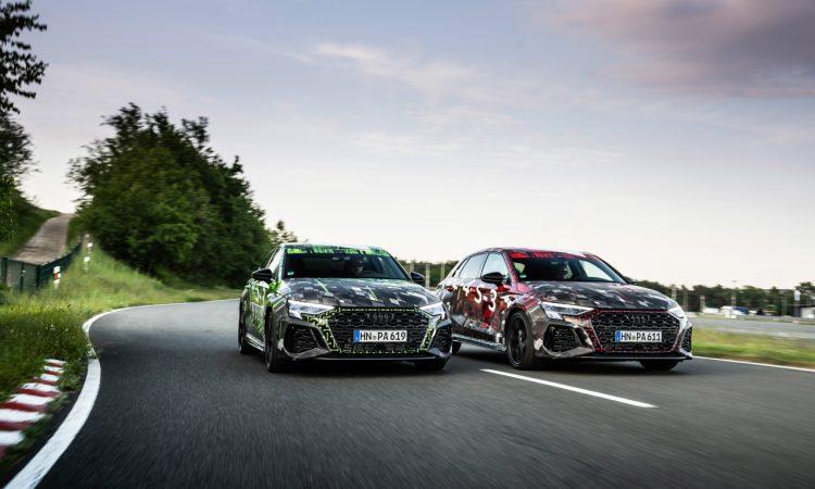 Neuer Audi RS 3 MJ 2022 mit 5Zylinder und 400 PS im ersten Check und Mitfahrt Drift Mode Torque Splitter AUTOmativ.de Benjamin Brodbeck 118 750x450 - Neuer Audi RS 3 mit 5-Zylinder und Torque Splitter: Erste Mitfahrt!