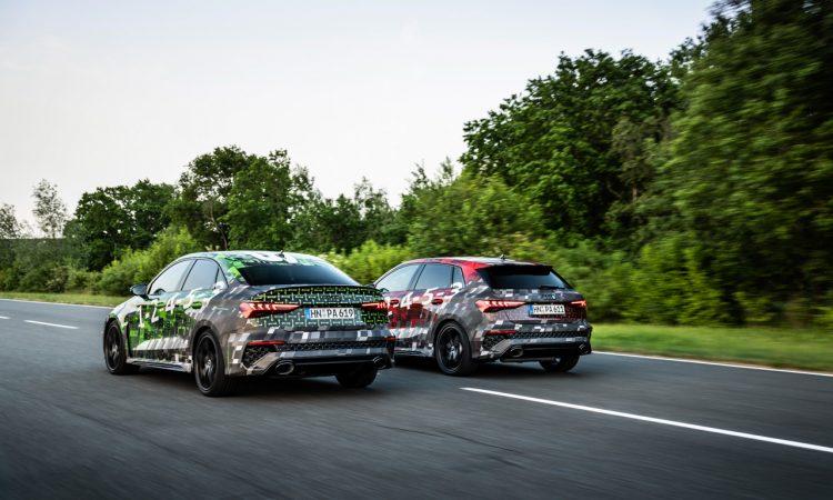 Neuer Audi RS 3 MJ 2022 mit 5Zylinder und 400 PS im ersten Check und Mitfahrt Drift Mode Torque Splitter AUTOmativ.de Benjamin Brodbeck 122 750x450 - Neuer Audi RS 3 mit 5-Zylinder und Torque Splitter: Erste Mitfahrt!
