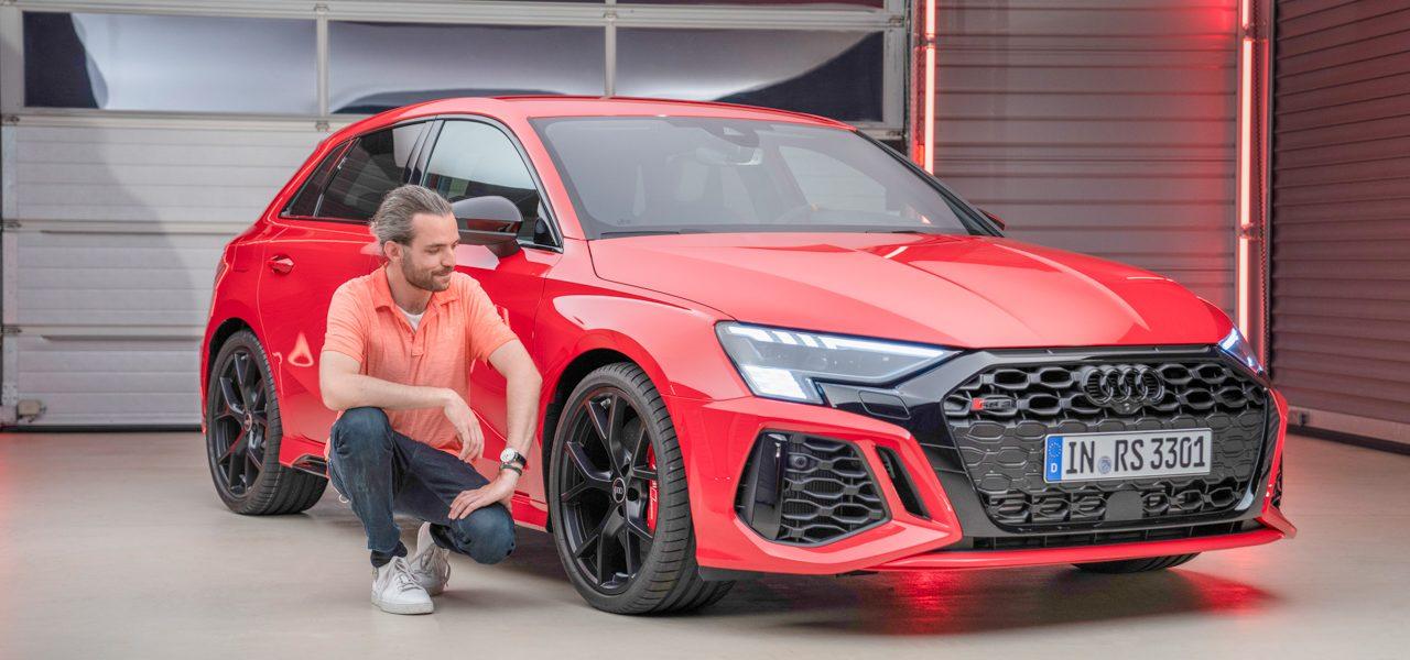 Neuer Audi RS 3 Sportback und Limousine (2021): Ist das alles?!