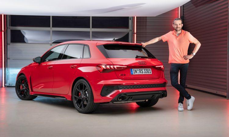 Audi RS 3 Sportback Audi RS 3 Limousine 400 PS MY2022 Tangorot Test Sitzprobe Review AUTOmativ.de Benjamin Brodbeck 9 750x450 - Neuer Audi RS 3 Sportback und Limousine (2021): Ist das alles?!