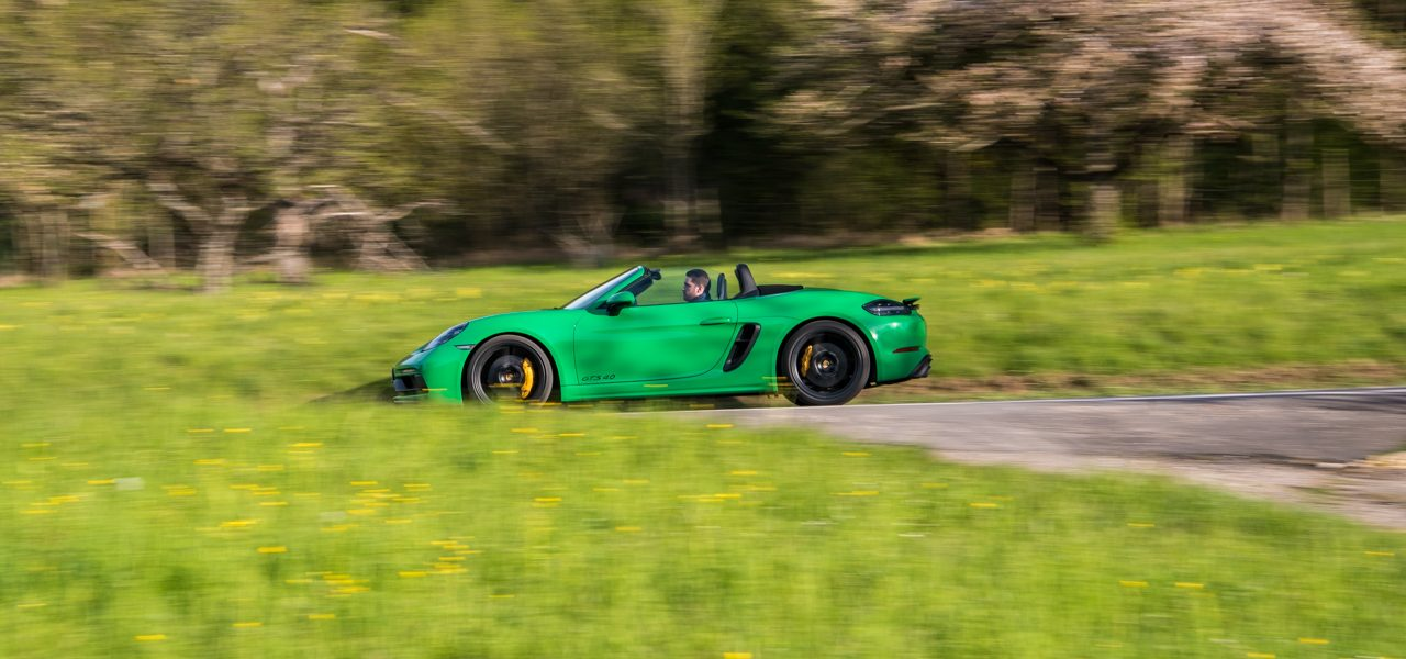 Porsche 718 Boxster GTS 4.0 PDK im Test: Kills bugs wirklich fast?