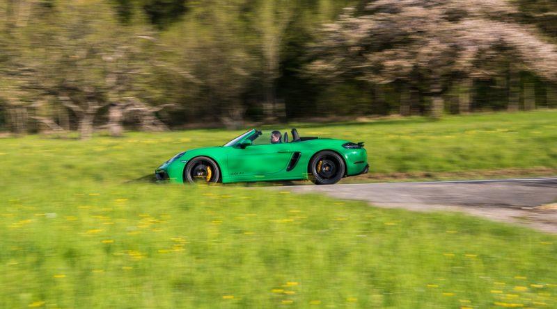 Porsche 718 Boxster GTS 4.0 PDK Test Review Fahrbericht Besser als 981 Boxster GTS AUTOmativ.de Benjamin Brodbeck 10 800x445 - Porsche 718 Boxster GTS 4.0 PDK im Test: Kills bugs wirklich fast?